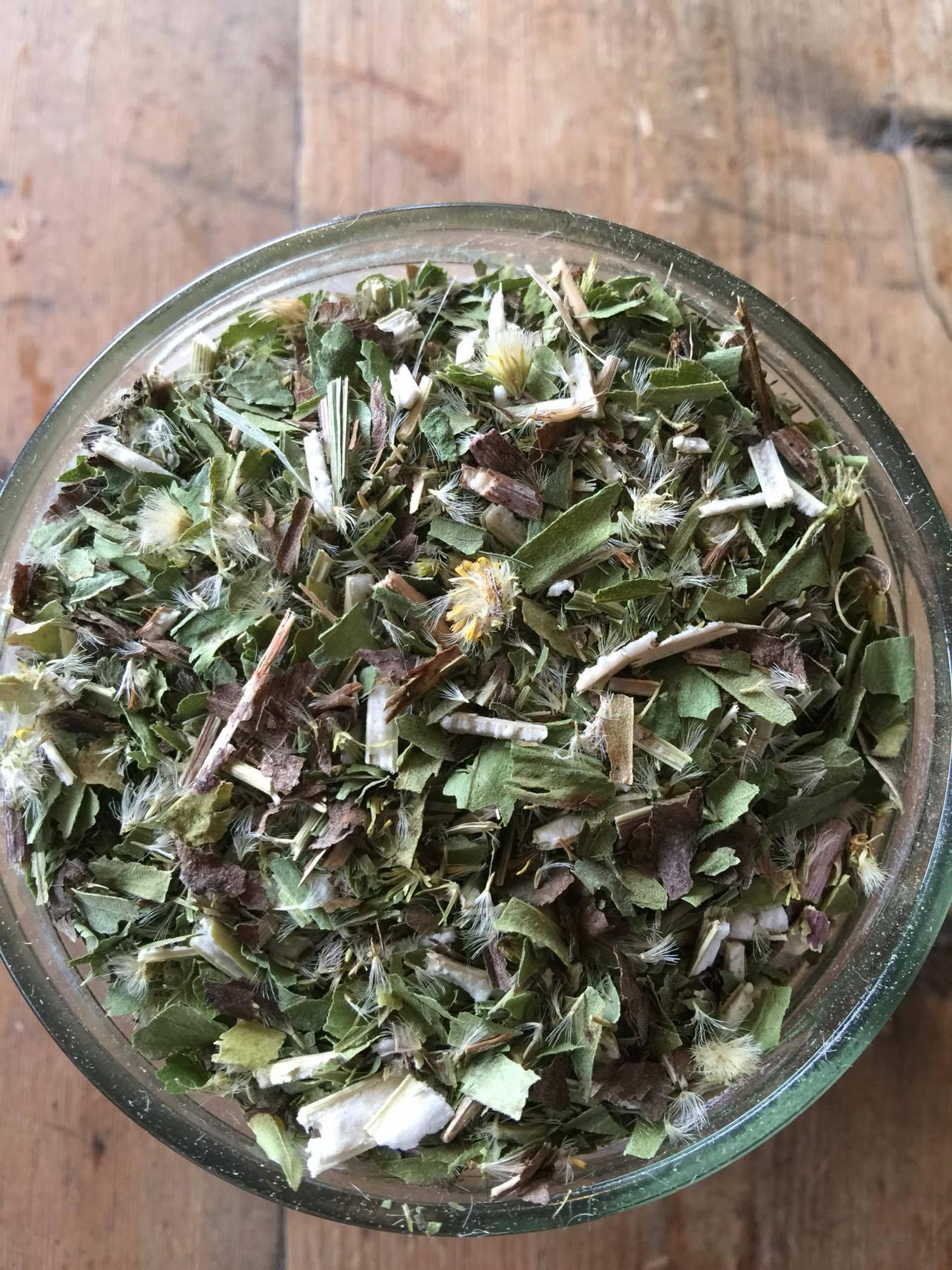 Detox & Energi te